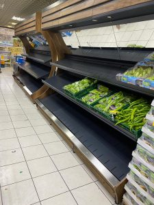 Vegetable Souk