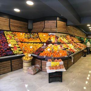 Fruit & Veg Stores