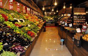 Magasin de légumes Tabla