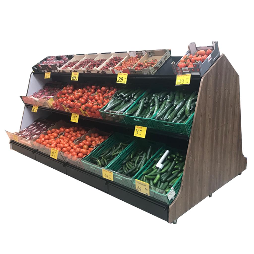 Sebze ve Meyve Reyonu